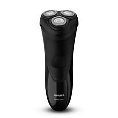 S1110/04 -   Shaver series 1000 Barbermaskine til tørbarbering, ikke ledningsfri