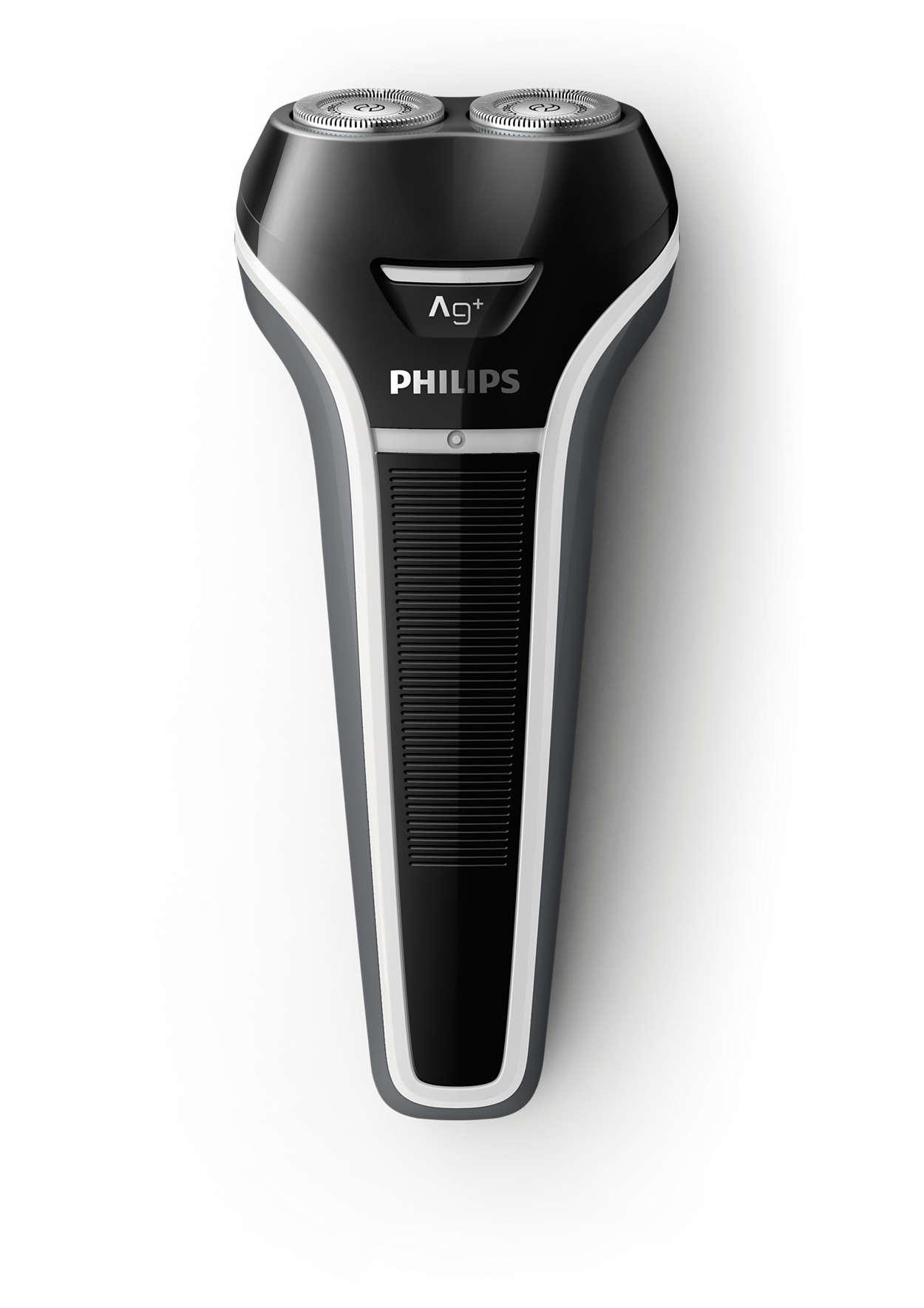 乾淨便利的刮鬍體驗