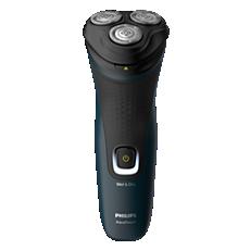 S1121/41 Shaver 1100 آلة حلاقة كهربائية للاستخدام الرطب أو الجاف