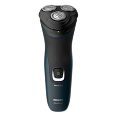 S1121/41 Shaver 1100 Wet or Dry electric shaver