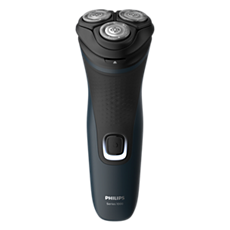 S1131/41 Shaver 1100 Dry electric shaver, Series 1000