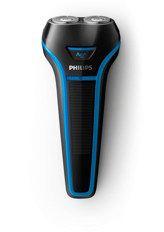 Clean, convenient shave