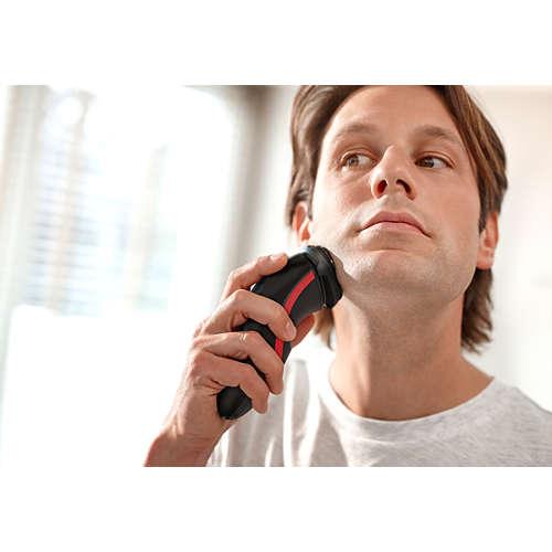 Shaver series 1000 Barbermaskine til tørbarbering