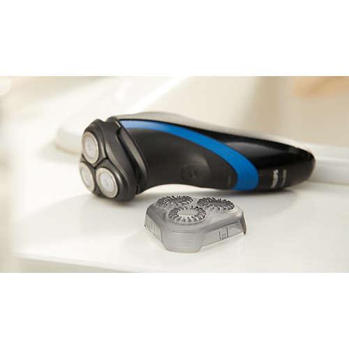 Shaver series 1000 2-in-1 scheerapparaat