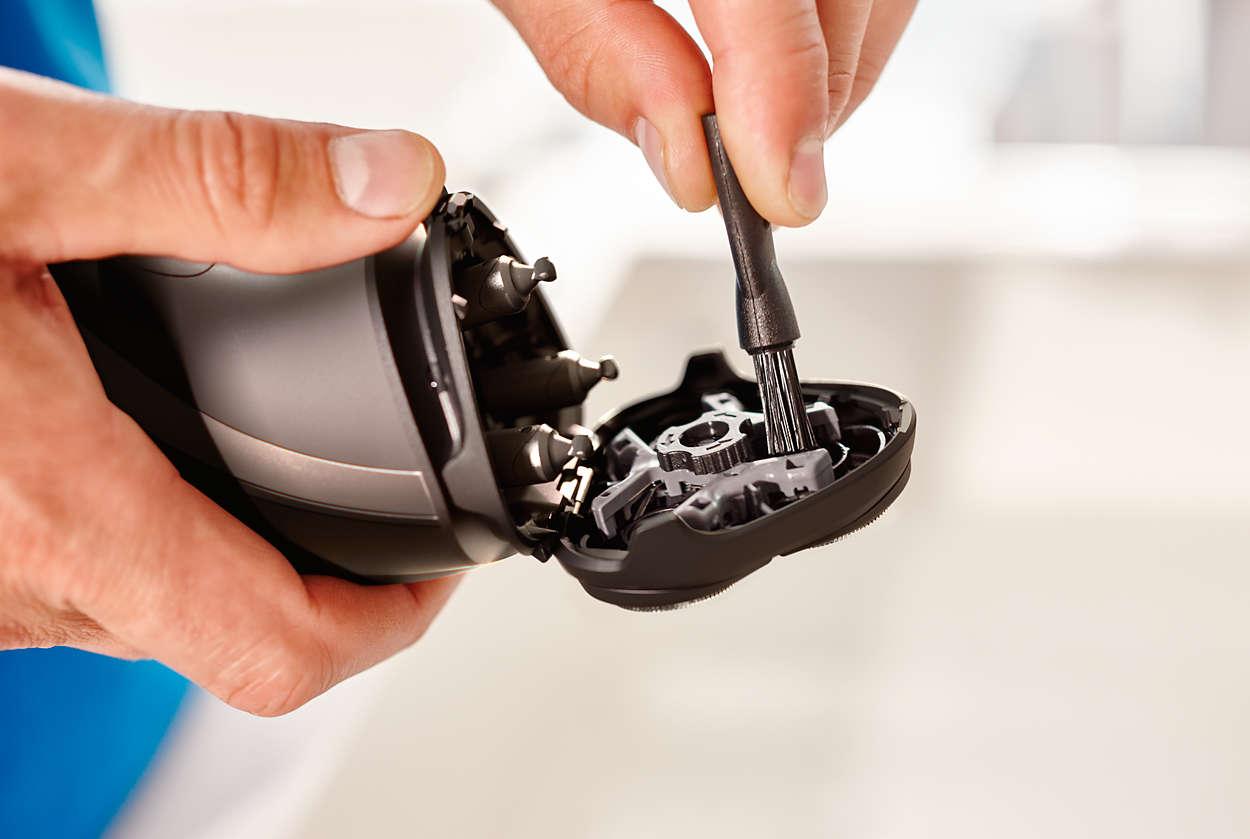 Praktično i lako brijanje
