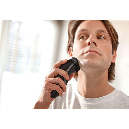 Shaver series 1000 Rakapparat för torrakning