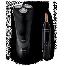 S1520/41 Shaver series 1000 Afeitadora eléctrica en seco