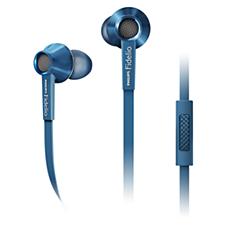 S1SB/00 - Philips Fidelio  Hodetelefoner med mikrofon
