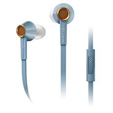 S2LB/00 - Philips Fidelio  Headphones with mic