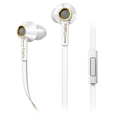 S2WT/00 - Philips Fidelio  Headphones with mic