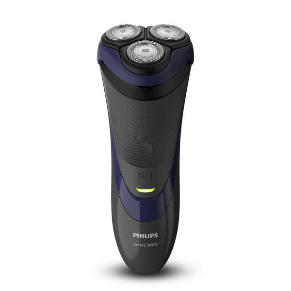 Philips S3120/06 Philips Shaver series 3000 Pánský elektrický holicí strojek pro suché holení
