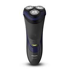 S3120/06 Shaver series 3000 Elektrisch apparaat voor droog scheren