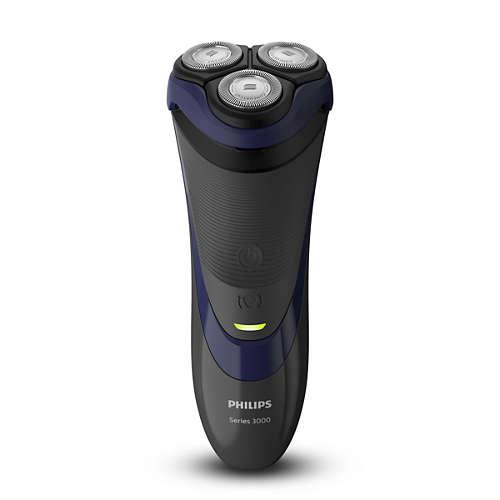 Shaver series 3000 Golarka elektryczna do golenia na sucho