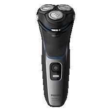 S3122/51 Shaver 3100 Barbeador elétrico seco ou molhado