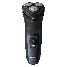 S3134/51 -   Shaver series 3000 Elektrický strojek, mokré a suché holení, řada3000