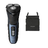 Golarka elektryczna S3000, golenie na sucho i mokro