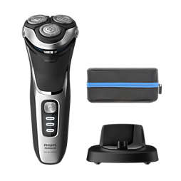 Norelco Wet & dry electric shaver, Series 3000