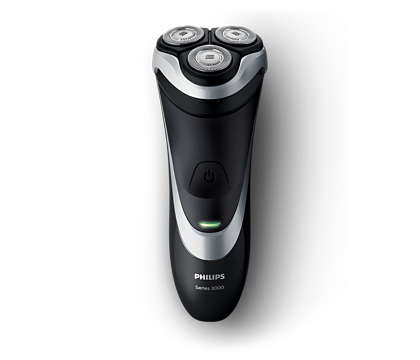 Convenient, Easy shave