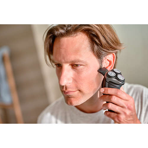 Norelco Shaver 3500 Wet & dry electric shaver, Series 3000