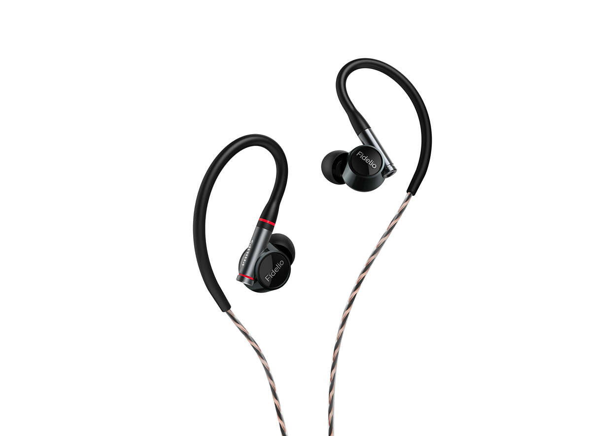Superb in-ear sound