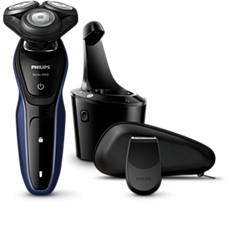 S5013/26 Shaver series 5000 dry electric shaver with SmartClean system