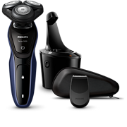 Shaver series 5000 dry electric shaver with SmartClean system