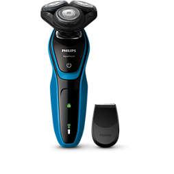 AquaTouch Afeitadora eléctrica para uso en seco y húmedo