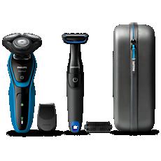 S5050/64 AquaTouch מכונת גילוח חשמלית לשימוש רטוב ויבש