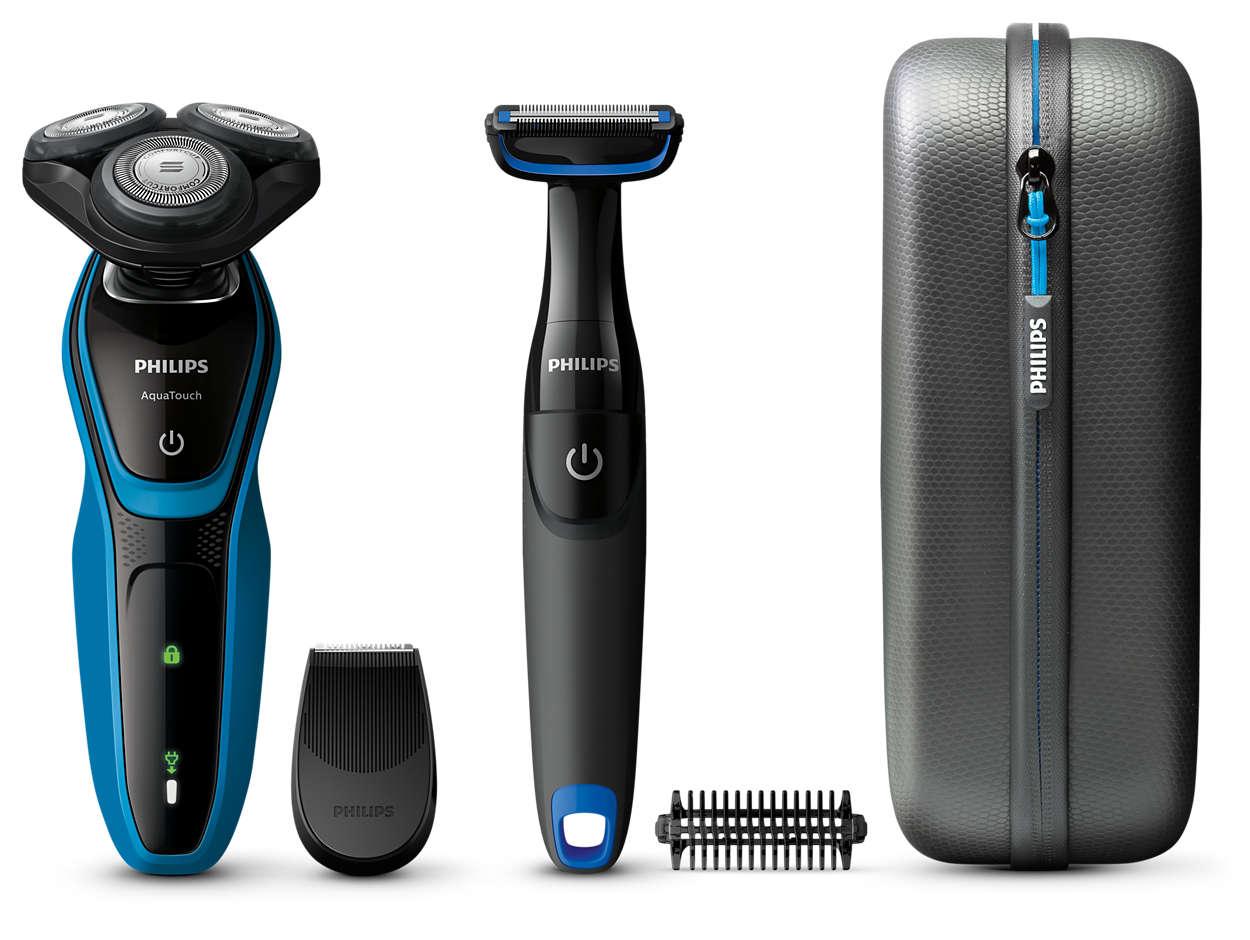Nedves vagy száraz gyengéd borotválkozás