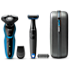 AquaTouch elektrický strojček suché/mokré holenie