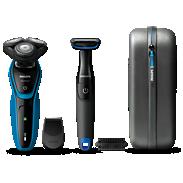 AquaTouch Електробритва для вологого та сухого гоління