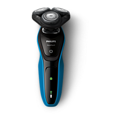 S5051/03 AquaTouch Wet and dry electric shaver