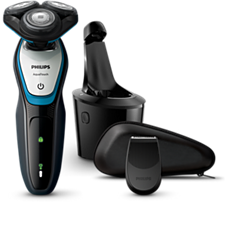 S5070/26 -   AquaTouch wet & dry electric shaver with SmartClean system