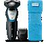 AquaTouch Rasoir électrique rasage à sec ou sous l'eau