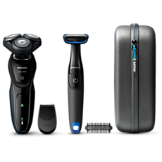 S5079/64 Shaver series 5000 Wet and dry electric shaver