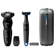 S5082/64 -   AquaTouch Wet and dry electric shaver
