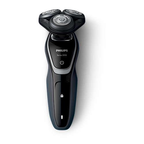 Shaver series 5000 Afeitadora eléctrica en seco