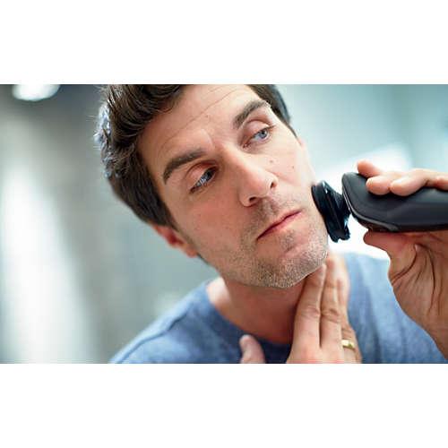Shaver series 5000 Elektrisch apparaat voor droog scheren