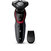 Shaver series 5000 dry electric shaver with precision trimmer