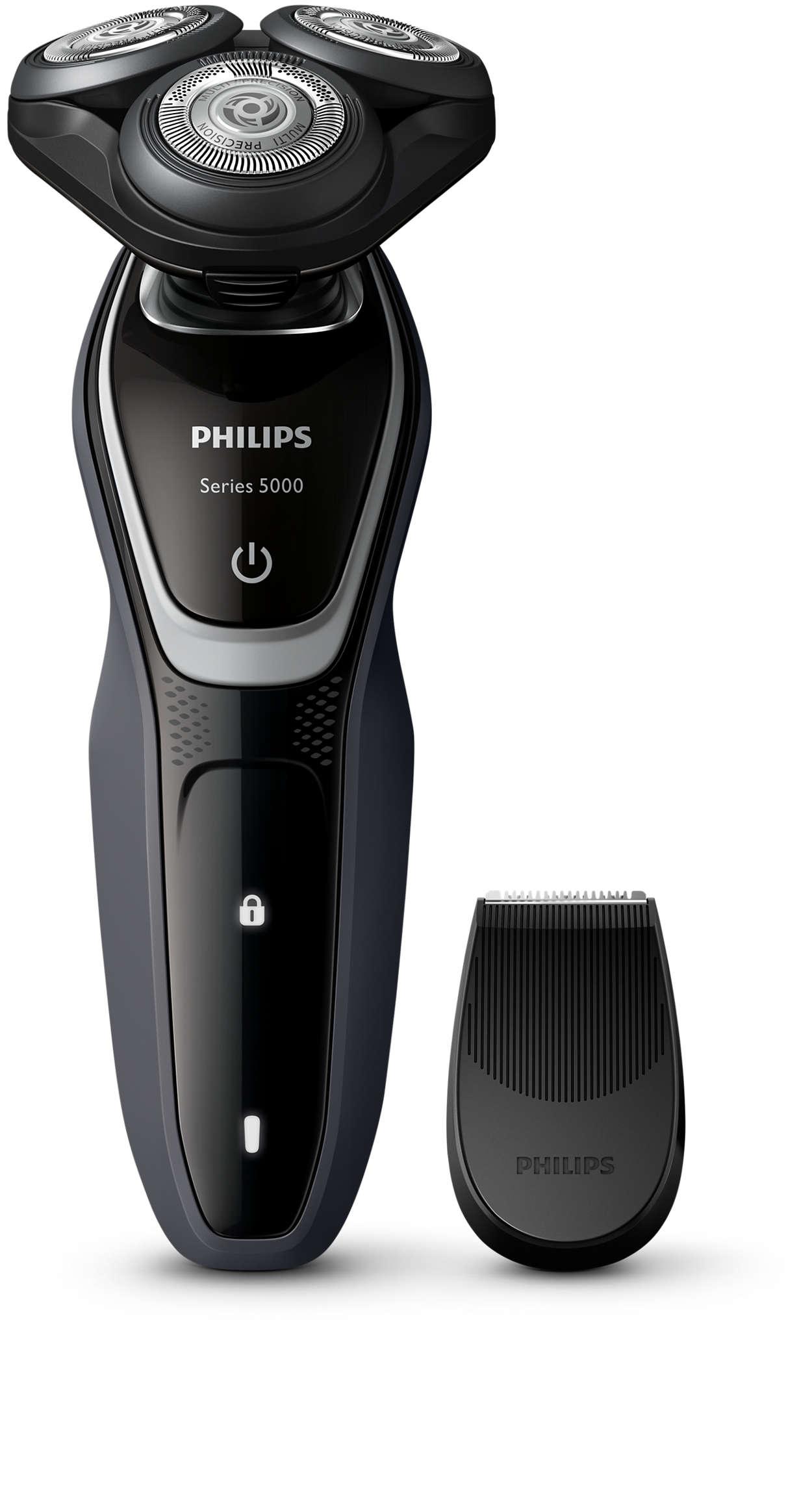Shaver series 5000 rasoir lectrique 100 tanche s5210 06 philips - Rasoir electrique etanche sous douche ...
