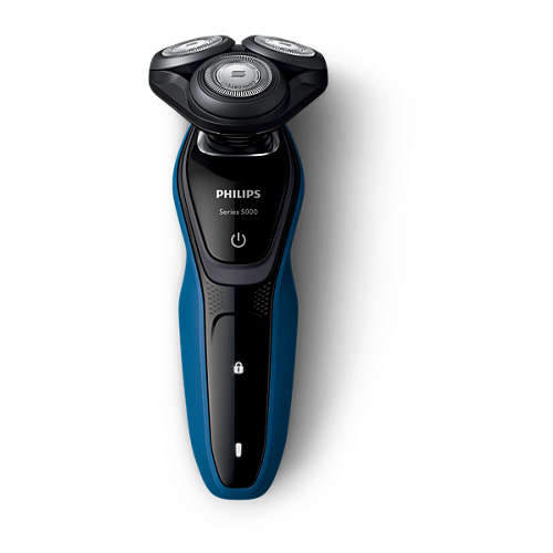 Shaver series 5000 Nedves és száraz elektromos borotva