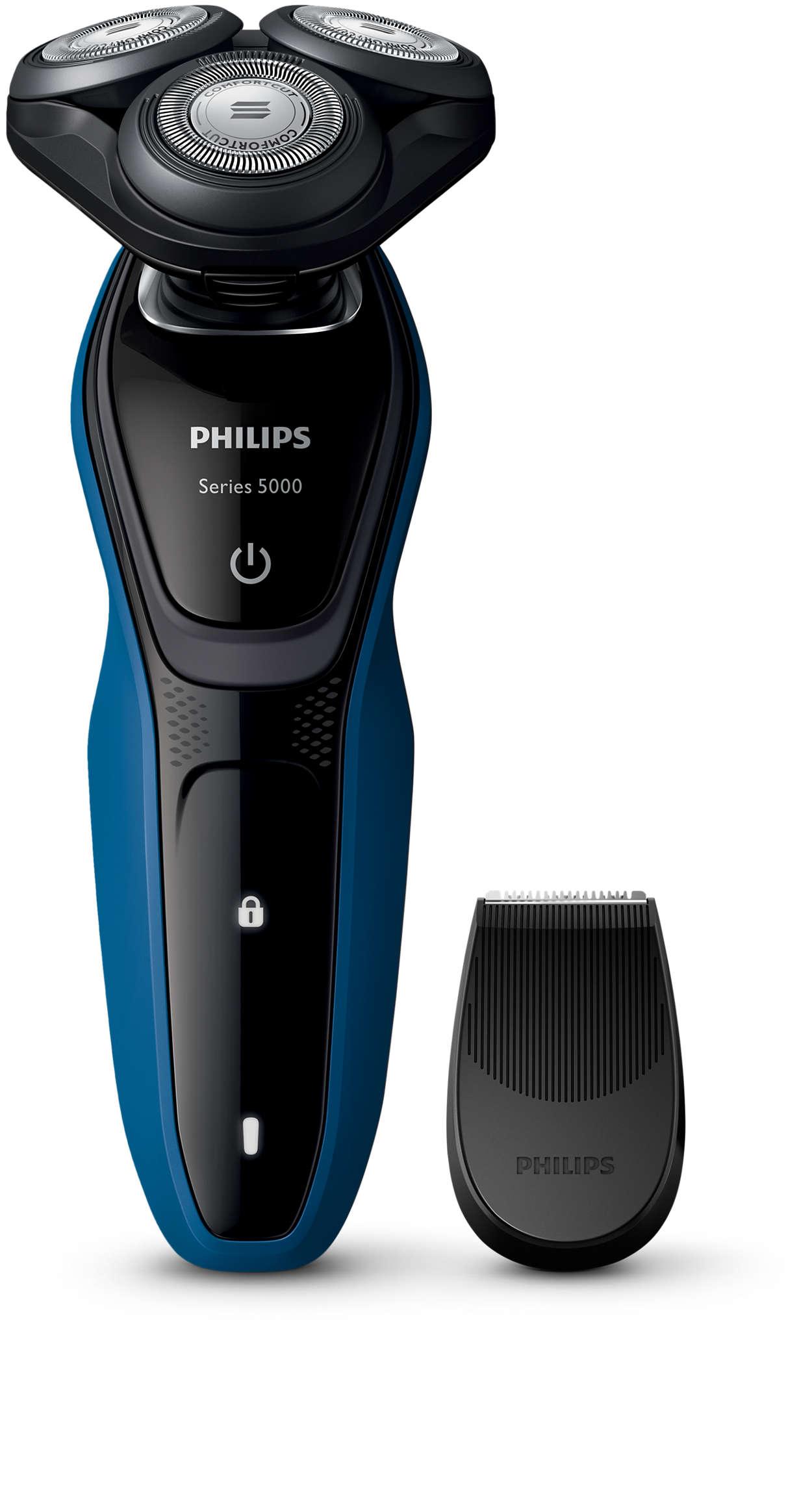 Mokré nebo suché holení, ochrana pokožky