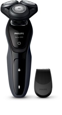 Philips Shaver series 5000 wet & dry electric shaver with precision trimmer S5270/06