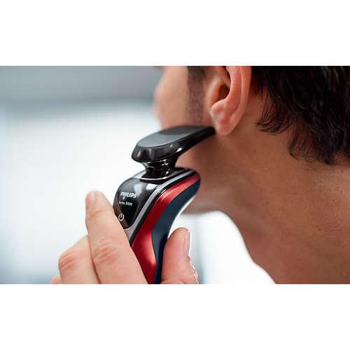 Shaver series 5000 Elektrischer Trockenrasierer
