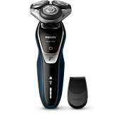Shaver series 5000 wet & dry electric shaver with Turbo Mode