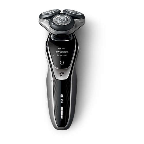 Norelco Shaver 5700 Wet & dry electric shaver, Series 5000