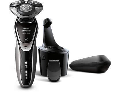 Turbo-powered shave