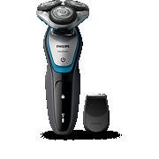 AquaTouch Elektrisch scheerapparaat voor nat en droog scheren