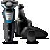 AquaTouch електрическа самобръсначка за мокро и сухо бръснене
