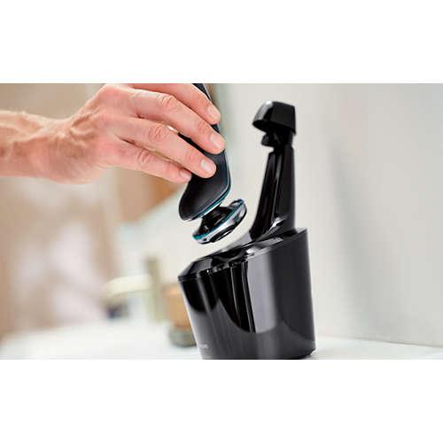 AquaTouch Aparat de bărbierit electric umed şi uscat